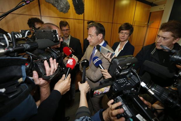 Bart De Wever se rendra à 15h00 auprès du Roi