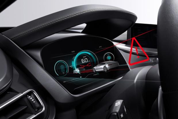 Bosch ontwikkelt digitaal dashboard met 3D-weergave