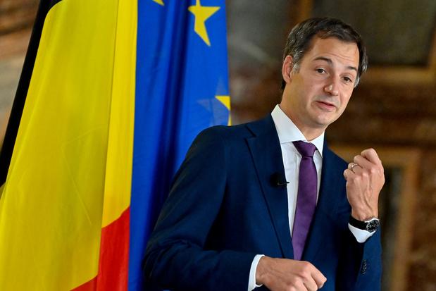 Alexander De Croo attendu dès ce jeudi au sommet européen