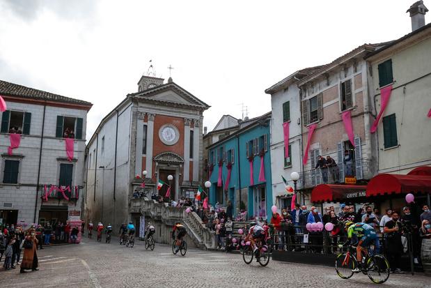 Dagboek uit de Giro - dag 13: helden, symbolen en commerce