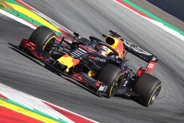 GP d'Autriche: Max Verstappen vainqueur après une belle remontée