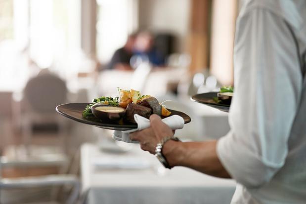 Les ménages belges consacrent moins de 6% de leur budget dans la restauration