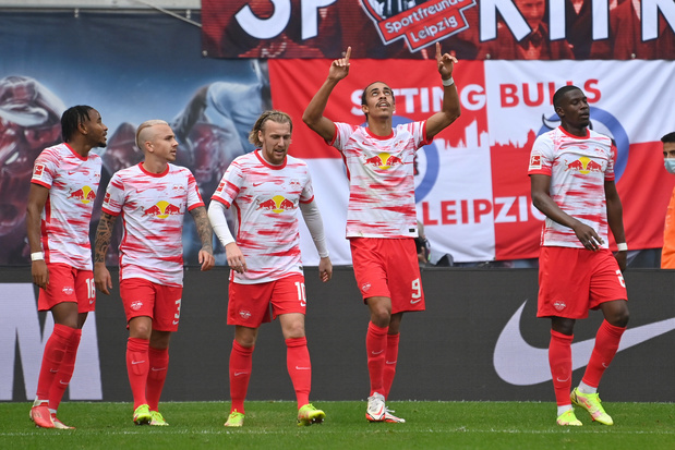 Comment le RB Leipzig s'est réinventé après le départ de Nagelsmann
