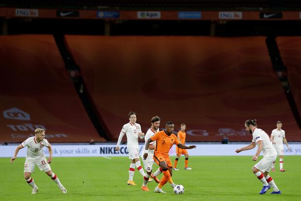 Nederlandse voetbalbond mikt op minstens 12.000 toeschouwers per EK-duel