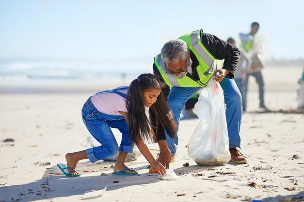 De tweede editie van World Cleanup Day: op zoek naar 50.000 opruimhelden