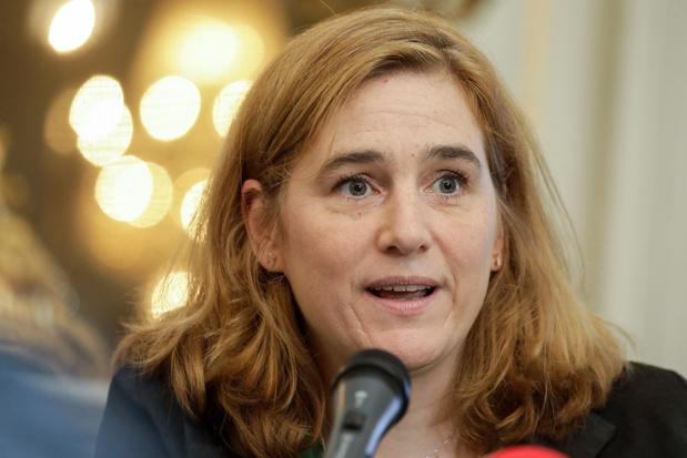 Elke Van den Brandt, l'Ada Colau bruxelloise
