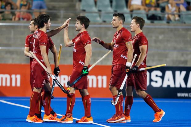 Les Red Lions dominent l'Australie (2-4) et redeviennent numéro 1 au monde