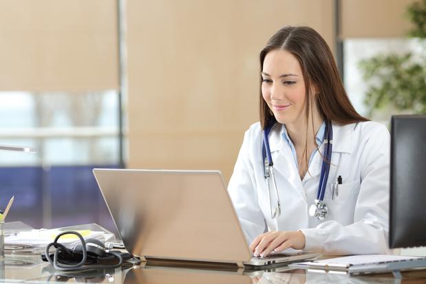 Nieuwe arts kan zich online registreren bij groepering