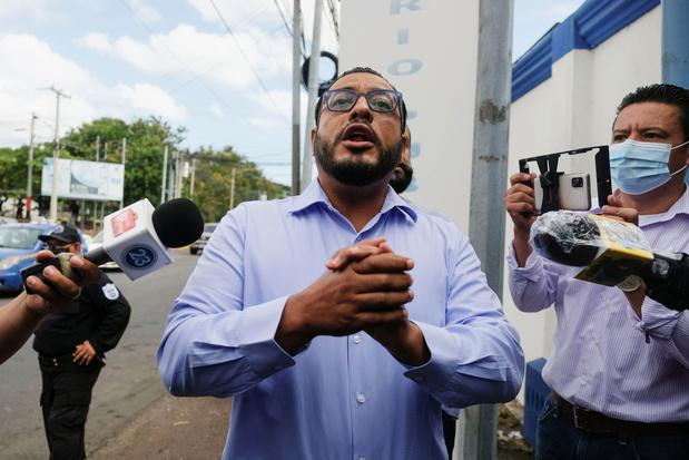 Nicaragua: vermoedelijke tegenkandidaat van president Ortega opgepakt