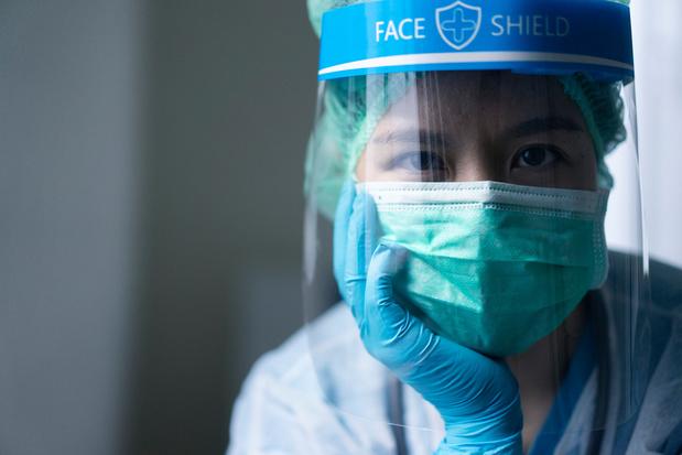 In de ban van de pandemie