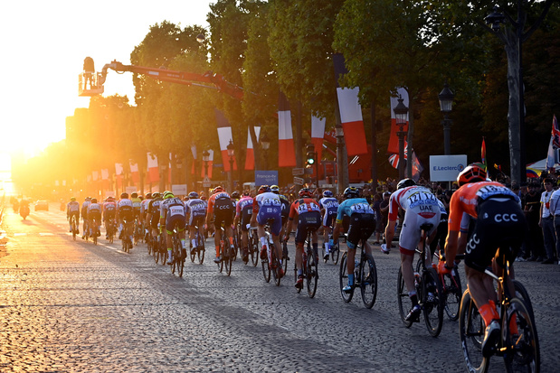 De grote Tour de France Quiz