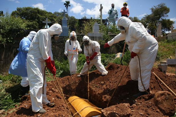 """Le coronavirus a un impact """"dévastateur"""" sur les plus vulnérables"""