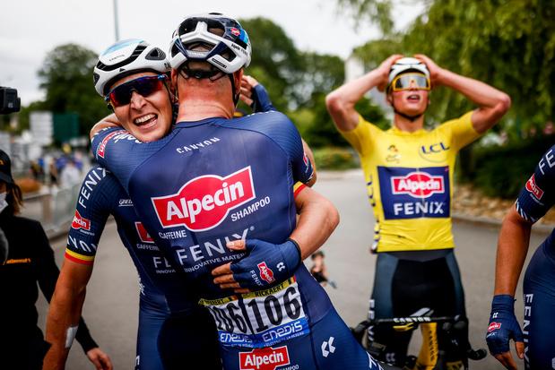 Mooi Tourdebuut voor Alpecin-Fenix: wielerploeg pakte meeste prijzengeld in eerste week