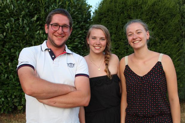 Foire de Libramont: rencontre avec des membres de la Fédération des jeunes agriculteurs