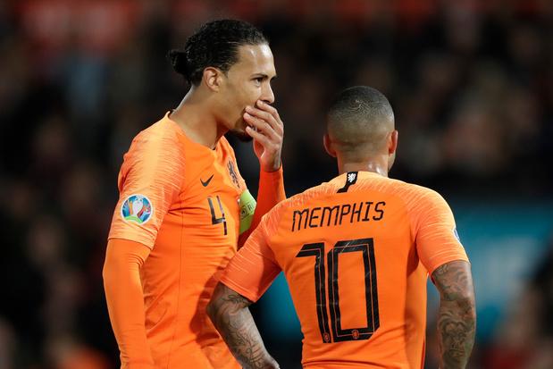 Nederlandse voetbalbond zoekt samen met spelers naar nieuwe bondscoach