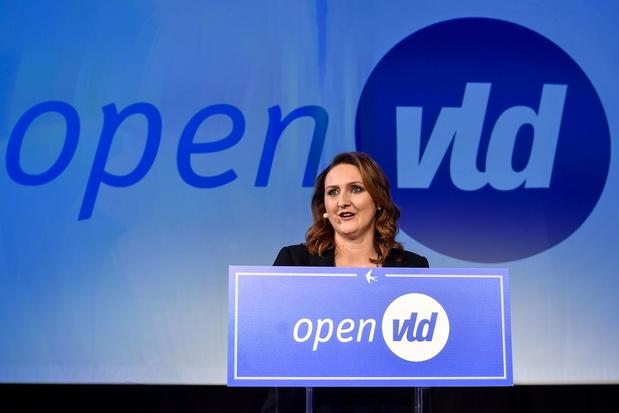 """Gwendolyn Rutten sur les négociations fédérales : """"Nous ne vendrons jamais notre âme"""""""