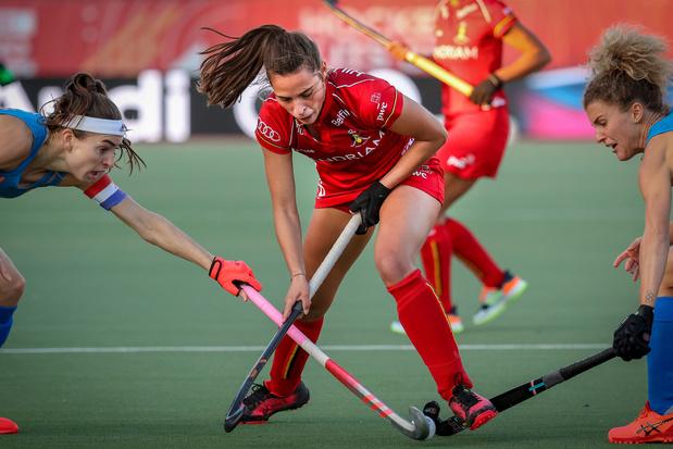 Red Panthers openen met 1-1 gelijkspel tegen Duitsland