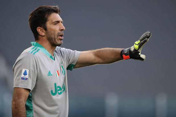 Gianluigi Buffon (43) kondigt vertrek bij Juventus aan