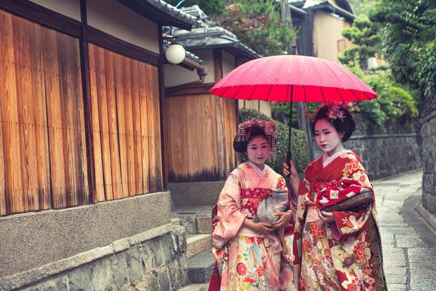 Kyoto beboet toeristen die geisha's lastigvallen