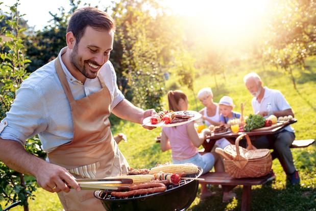 Veilig en gezond barbecuen