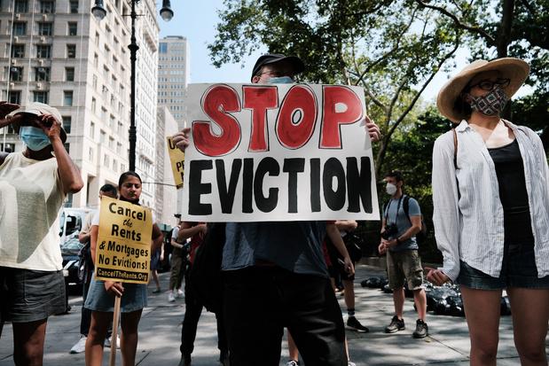 VS-Hooggerechtshof fluit Bidens moratorium op uitzettingen van huurders terug