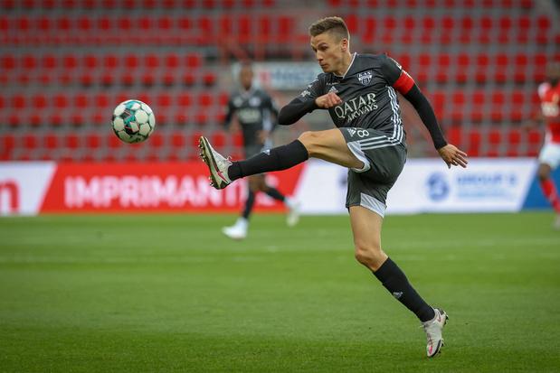 Nils Schouterden: 'De club had even slechts vijf A-spelers ter beschikking'