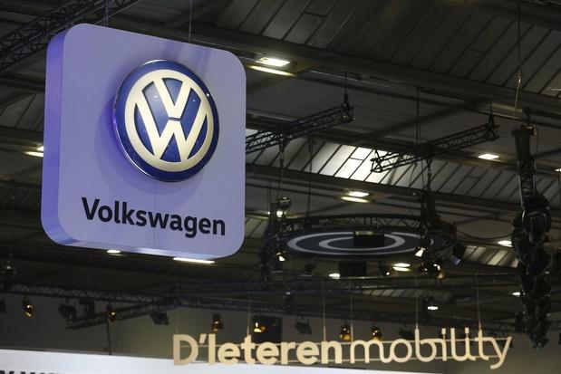Volkswagen: recul au 2T de 8% du bénéfice opérationnel hors exceptionnels