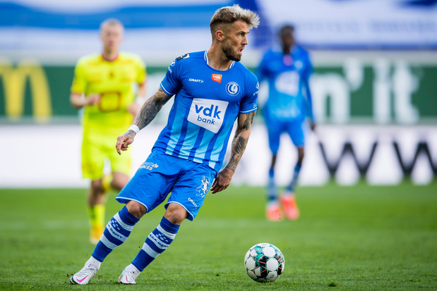 Niklas Dorsch verlaat KAA Gent voor Augsburg