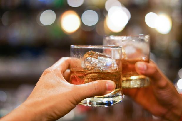 'Alcohol vormt geen bescherming tegen coronavirus'