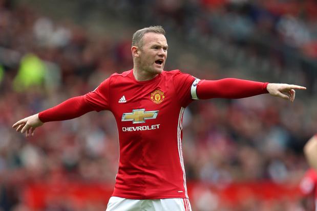 Quiz van de dag: Wayne Rooneys teamgenoten