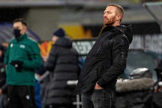 La Gantoise se sépare de Wim De Decker après la 5e défaite de suite en Europa League