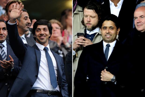 De oorlog van de rijken: waarom Man. City en PSG toch anders in de voetbalwereld staan