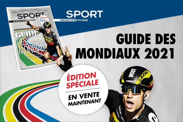 Numéro spécial: découvrez notre Guide des Mondiaux de cyclisme