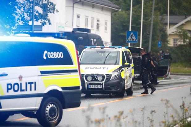 """Norvège: la fusillade dans une mosquée traitée comme une """"tentative d'attaque terroriste"""""""