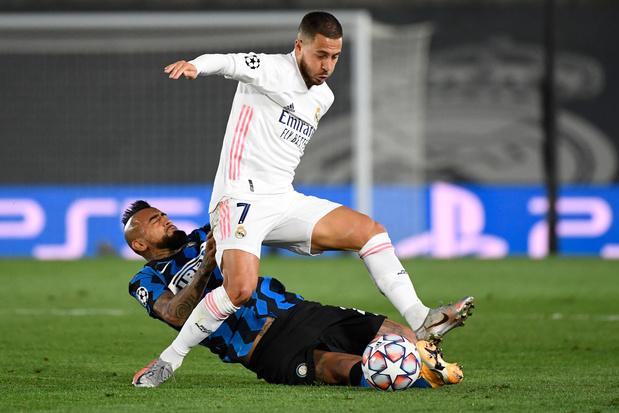 """Inter Milan - Real Madrid, une """"finale"""" entre Lukaku, Hazard et Courtois"""