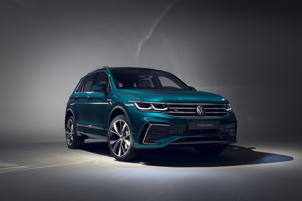 Volkswagen Tiguan, de nouveaux airs de Golf VIII