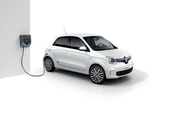 Renault Twingo Z.E.: de 100% elektrische stadswagen