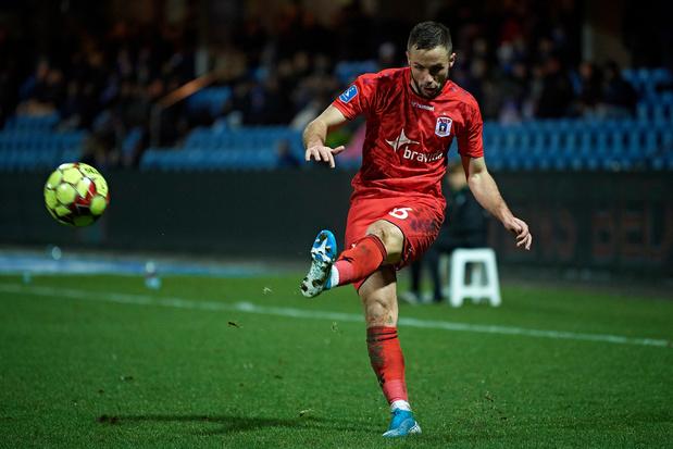 Standard et Charleroi au duel pour Casper Højer Nielsen
