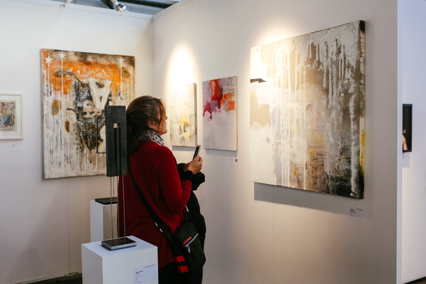 Journées portes ouvertes pour les galeries bruxelloises le week-end du 20 et 21 juin