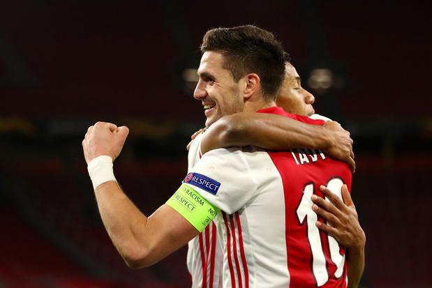 Waarom de Eredivisie een saaie bedoening dreigt te worden door de zege van Ajax tegen YB Bern