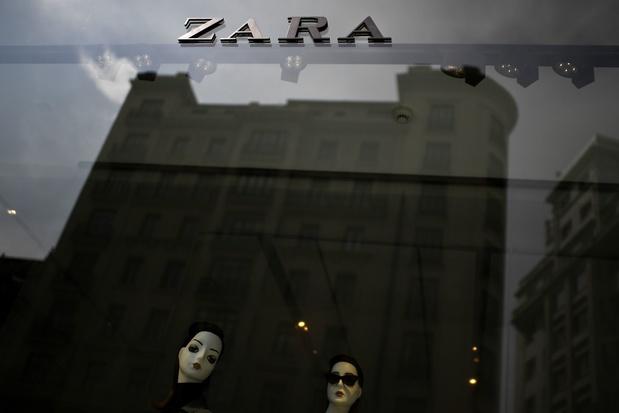 Inditex (Zara): bénéfice net en hausse de près de 10% au 1er semestre