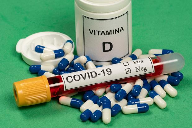 Covid-19: vitamine D zou de ernst van de ziekte kunnen afzwakken