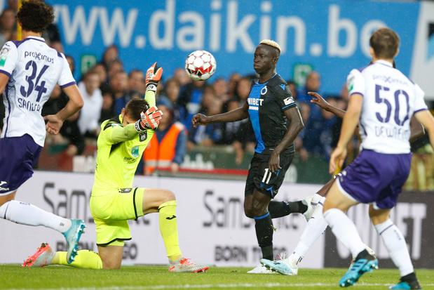 Club Brugge geeft Anderlecht nieuwe tik