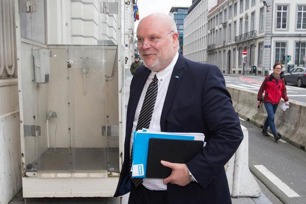 Pierre-Frédéric Nyst rempile pour quatre ans à la présidence de l'UCM
