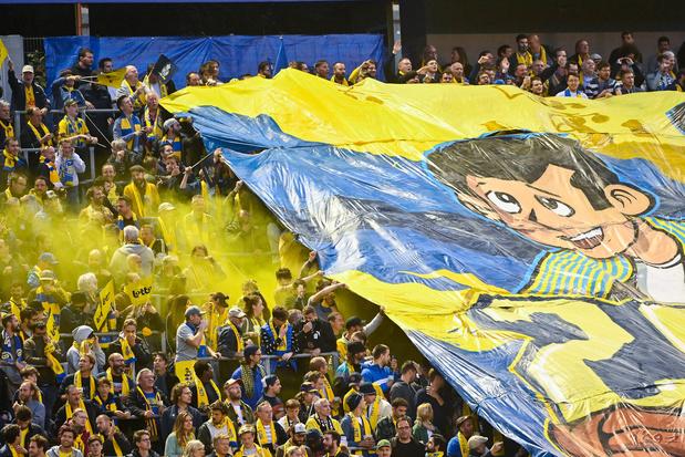 Pro League: les supporters visiteurs de nouveau autorisés dans les stades