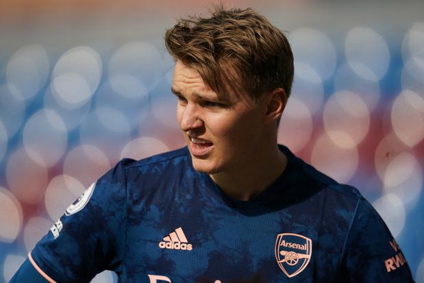Arsenal: enfin l'éclosion tant attendue pour Odegaard?
