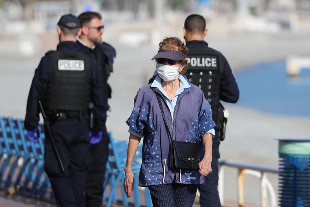 """Coronavirus en France: """"Les cas de contamination doublent tous les quatre jours"""""""