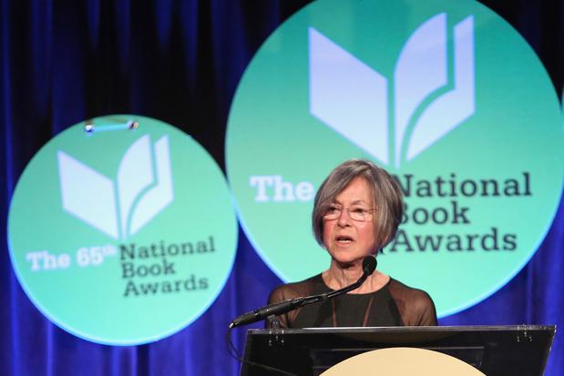 Amerikaanse dichteres Louise Glück wint Nobelprijs Literatuur