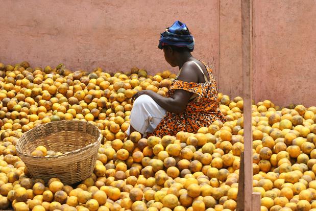 Gezonde voeding is duurder in arme landen
