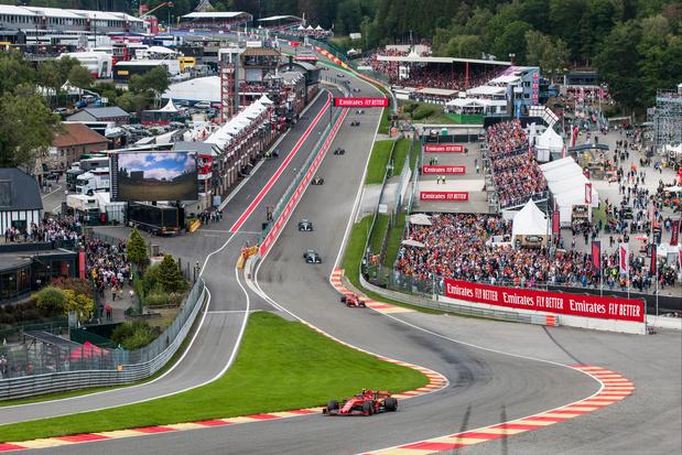 Bild meent nieuwe F1-kalender te kennen, geen plaats voor GP van België